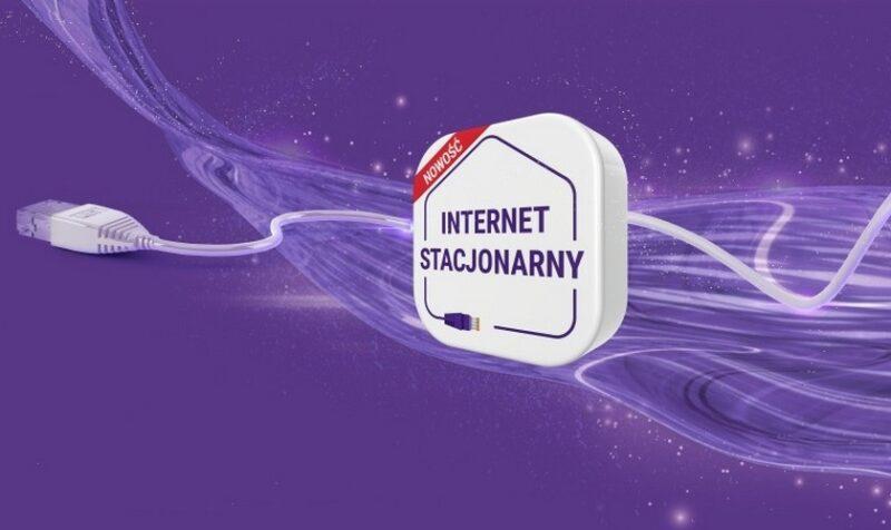 internet stacjonarny w Play