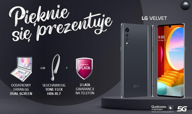 przeglaf ofert z LG Velvet