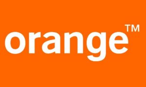 Orange logotyp