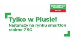 realme 7 5G promocja