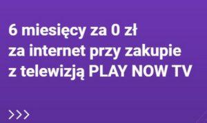 Play internet 6 miesiecy