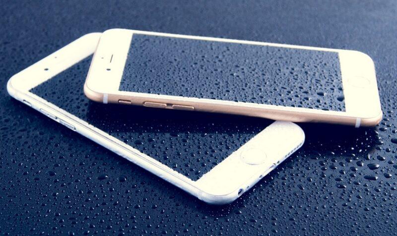Telefony wodoszczelne