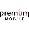 logo premium mobile