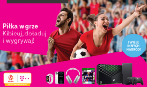 T-Mobile promocja EURO