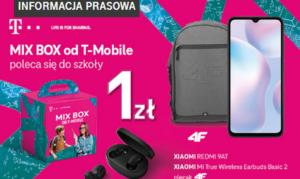 T Mobile promocja szkolna